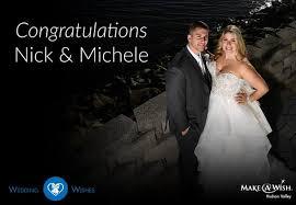 wedding wishes la wedding wishes fundraising ways to help make a wish hudson