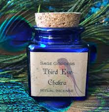 third eye chakra ritual incense herbs resins u0026 oils to heighten