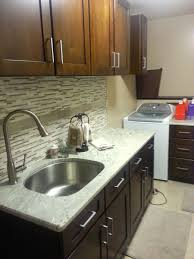 Granite Colors For White Kitchen Cabinets White Cabinets What Color Granite Countertop And Backsplash