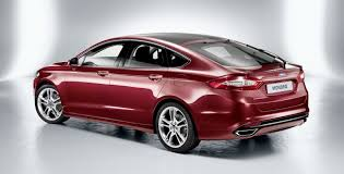 ford cars ford releases first official photos of all new 2013 mondeo