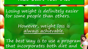 how to lose weight in a week without exercise fast weight loss