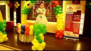 decoration in amara hotel chandigarh balloon decoration