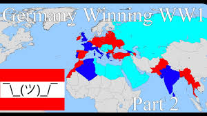 Europe After World War 1 Map by Would The World Be A Better Place If Germany Won World War 1