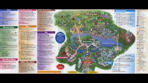 Animal World Map by Disney U0027s Animal Kingdom Interactive Map Youtube