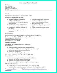 financial analysis sample report sample data analyst resume sample resume and free resume templates sample data analyst resume data analyst resume samples fancy design ideas data scientist resume example 10