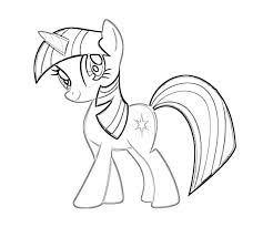 inspiring pony coloring pages twilig 1282 unknown