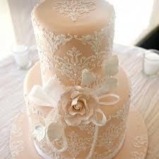 fondant cake fondant lace wedding cake 905789 weddbook