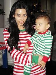 so the kardashians wear matching pajamas