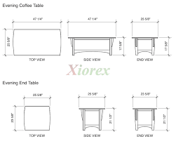 Coffee Table Dimensions | coffee table measurements mm http therapybychance com