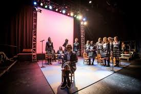 the school play is about what controversy on stage and why it