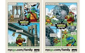 teenage mutant ninja turtles named york u0027s ambassadors
