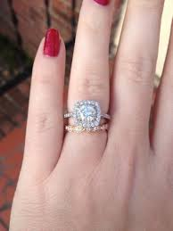 yellow gold wedding band with white gold engagement ring best white gold ring for your wedding how to shop on a budget