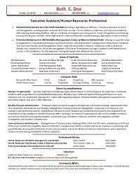 executive summary resume sample human resources resumes msbiodiesel us human resources resume executive summary hr resume template human human resources resumes