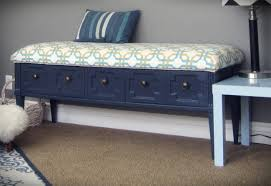 storage bench coffee table smartgirlstyle coffee table turned padded bench with storage table