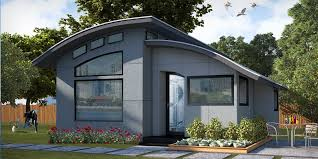 prefab flex house comes tricked out with smart home features curbed