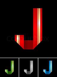 vector logo design icon of creative line alphabet symbol of letter