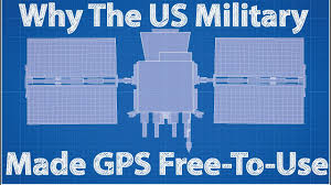 why the us made gps free to use