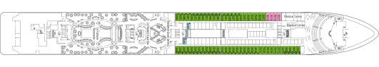 Cruise Ship Floor Plans by Msc Poesia Cruise Ship Msc Cruises