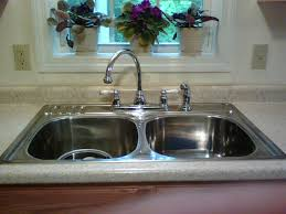 how to install a new kitchen sink chrison bellina