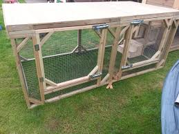 Large Bunny Cage Walk In Rabbit Runs Made In Uk