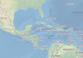 map of the islands map of cayman islands michelin cayman islands map viamichelin