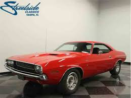 1970 dodge challenger hemi for sale 1970 dodge challenger for sale on classiccars com 72 available
