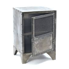 Metal Bedside Table Side Table Small Metal Bedside Table Find This Pin And More On
