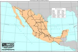 Jalisco Mexico Map Detailed Map Of Mexico City You Can See A Map Of Many Places On