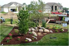 Landscaping Ideas Front Yard backyards impressive corner lot landscaping ideas front yard
