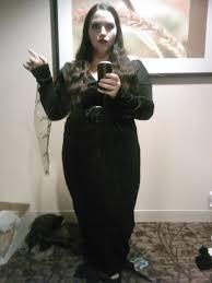 Morticia Addams Halloween Costume Morticia Addams La Joli Rouge Pirate Savvy