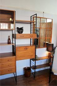 Staples Bookshelves by Antiques Atlas Staples Ladderax Teak Shelving System C1960 U0027s