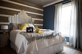 34 diy headboard ideas industrial style metalic headboard