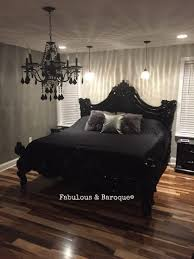 bedroom look luxurious and enigmatic with gothic bedro 382 ideas
