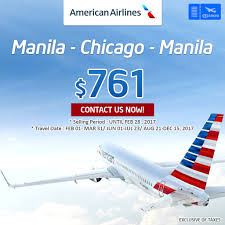 Air ticket promotion