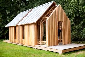 Backyard Cabin by Garden House By Caspar Schols Dom J Rff Pinterest Pavilion