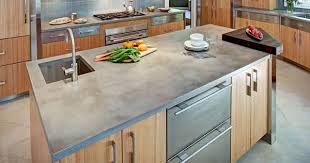 4 materials you didn u0027t know you could use as kitchen countertops