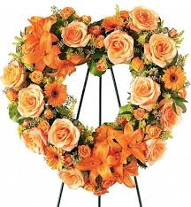 funeral wreaths hearts eternal wreath funeral wreaths for expressing