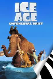 ice age continental drift movie storybook 20th century fox