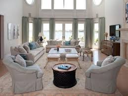 long living room what a good idea for a long living room with a feature window