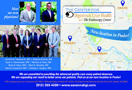Garden City Family Medical Centre Center For Digestive U0026 Liver Health Savannah Pooler Ga