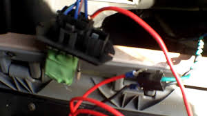 1996 dodge dakota blower motor test dodge caravan blower motor and resistor without a volt meter