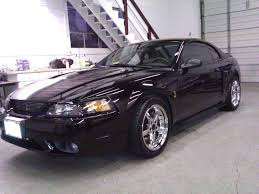 mustang supercharger for sale 1999 ford svt mustang cobra supercharged for sale jacksonville