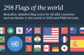 Yap Flag The Flags Of The World Icon Set Icons Creative Market
