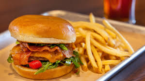 Atlanta Airport Food Map by Burger Theory Atlanta
