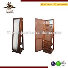standing mirror jewelry cabinet home furniture mdf floor standing mirror jewelry cabinet floor