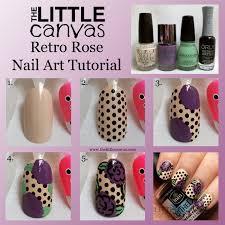 rose nail art choice image nail art designs