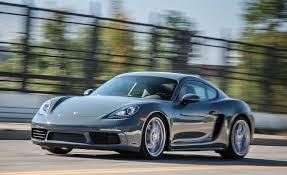 porsche cayman silver 2017 porsche 718 cayman s pdk test u2013 review u2013 car and driver