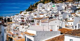 best places to spend winter in spain typical non