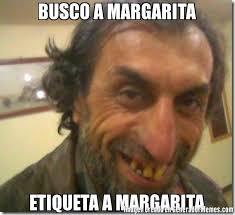 Margarita Meme - busco a margarita etiqueta a margarita meme de feo satan imagenes