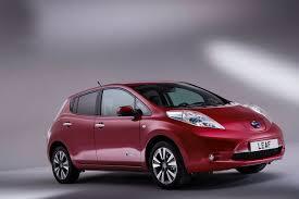 nissan leaf battery lease 2013 nissan leaf facelift receives over 100 changes offers